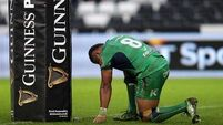 Ospreys v Connacht - Guinness PRO12 Round 13