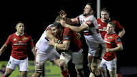 Munster seal home last-eight showdown in B&I Cup