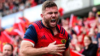 Another big Scottish test for Munster