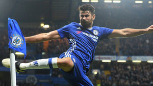 Diego Costa plans future at Chelsea after defeat of Stoke