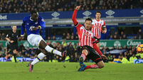 Enner Valencia brightens the gloom