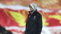 Jurgen Klopp: Putting ourselves under pressure obviously is kind of a hobby