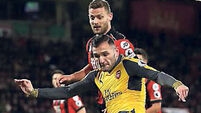 Arsene Wenger pays tribute to 'exceptional' Lucas Perez