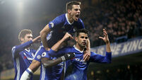 Ice-cool Diego Costa building bridges at Chelsea