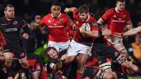 Munster grind out tough one to go top