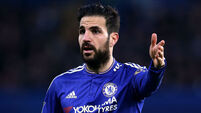 Cesc Fabregas File Photo