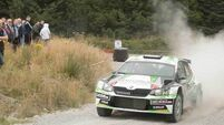 Desi Henry and Liam Moynihan power to second rally victory of the season
