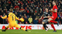 Shane Long hammer wraps up Wembley date for Southampton