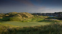 Picture perfect links golf in rich supply in Scotland