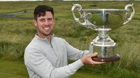 Alex Gleeson digs deep for AIG Irish Amateur Close