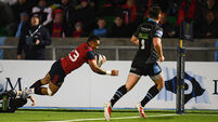 Glasgow Warriors v Munster - European Rugby Champions Cup Pool 1 Round 5