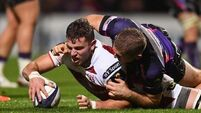 Ulster v Exeter Chiefs - European Rugby Champions Cup Pool 5 Round 2