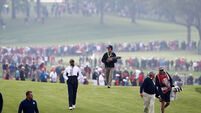 41st Ryder Cup - Day One - Hazeltine National Golf Club