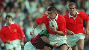 Anthony Foley: There was this one time (and the dressing room never let Axel forget it...!)