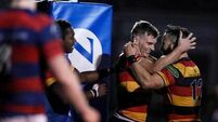 Lansdowne last out in nine-try thriller
