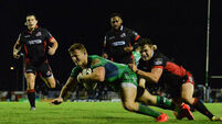 Connacht get act together with first win of the season