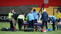 Junior Cup tie abandoned after serious injuries to Munchin's players