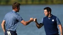 Europe restore Ryder Cup hopes with 'scintillating' fightback