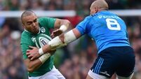 Ireland v Italy: how the sides compare