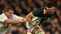 Marcell Coetzee finally springs into action for Ulster