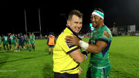 Ultan Dillane and Bundee Aki sign on for more success with Connacht