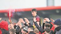 Senior Cup: Noonan holds nerve with injury-time penalty as Ardscoil Rís stun CBC