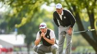 Love puts positive spin on foursomes at Ryder Cup