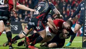 More mighty Munster magic slays Dragons