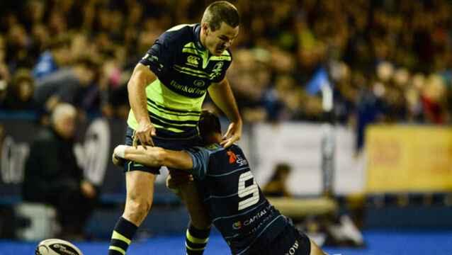 Cardiff Blues v Leinster - Guinness PRO12 Round 5