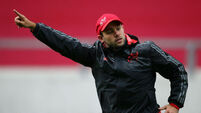 Munster banking on youth and experience