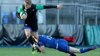 Second-half Leinster blitz too much for Ireland U20s