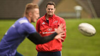 Rassie Erasmus: We try to play the way Axel wanted us