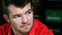 Peter O'Mahony returns to lead Munster into battle