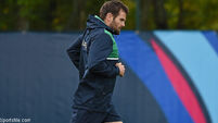 Kidney injury could scupper Jared Payne's Six Nations hopes