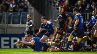 Leinster v Newport Gwent Dragons - Guinness PRO12 Round 10
