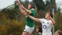 Ireland v England - Women's Autumn International