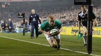 Ireland v Canada - Autumn International - Aviva Stadium
