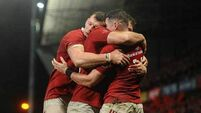 Rampant Munster take Maori All Blacks scalp