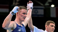 UPDATE: Olympic boxer Michael O'Reilly suspended following drugs test fail