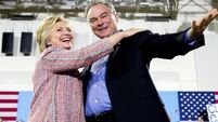 Can Tim Kaine help Hillary Clinton win the Catholic vote?