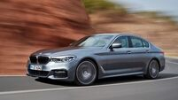 BMW springs surprise as all-new 5 Series released
