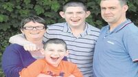 One mother speaks about her life raising two children with Angelman's Syndrome