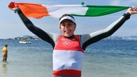 Celebration for Annalise Murphy's return home 'to honour a hero'