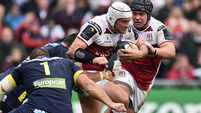 Ulster v ASM Clermont Auvergne - European Rugby Champions Cup Pool 5 Round 3