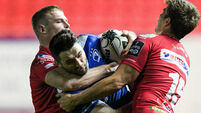 Leinster's loss opens the door for Munster