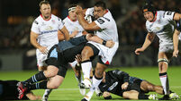 Fourth straight win sees unbeaten Ulster go top