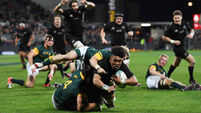All Blacks determined to create more history