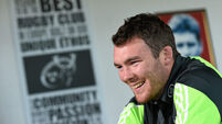 Munster skipper Peter O'Mahony all set for return to action against Zebre