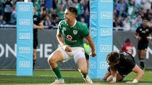 How history was made as Ireland beat New Zealand