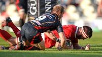 Newport Gwent Dragons v Munster - Guinness PRO12 Round 3